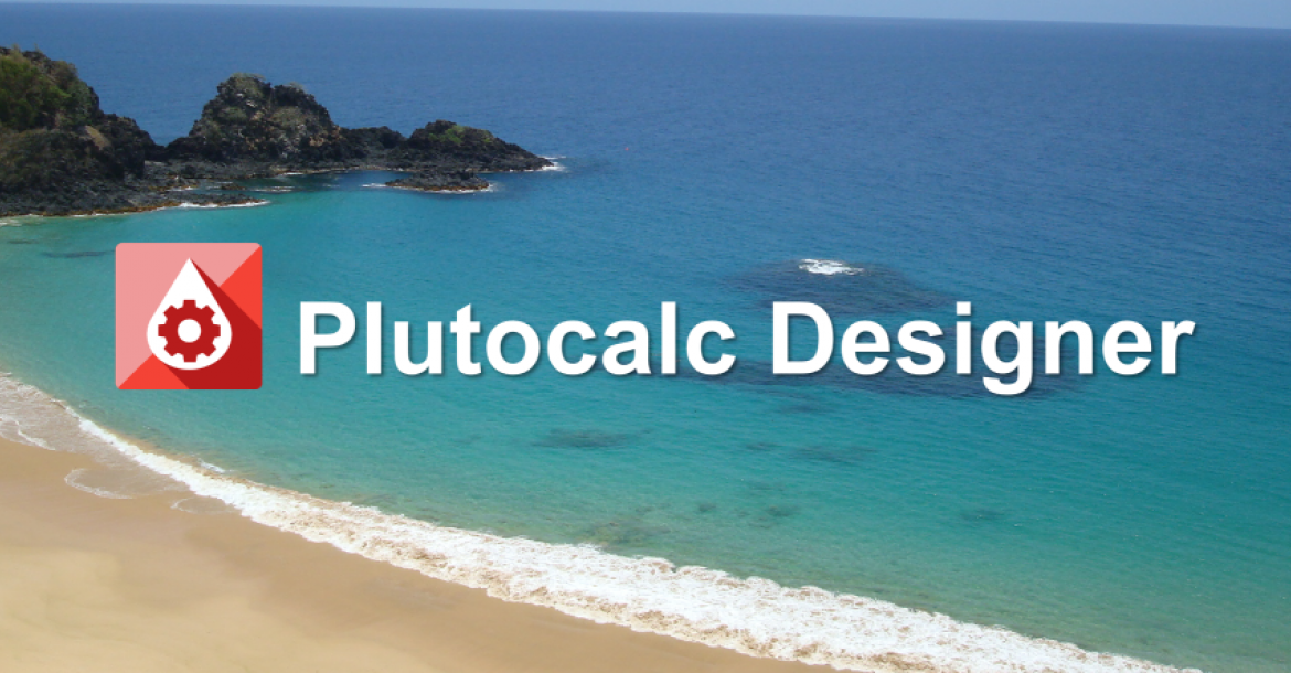 Plutocalc Designer - Software for Water and Wastewater Treatment plant Design